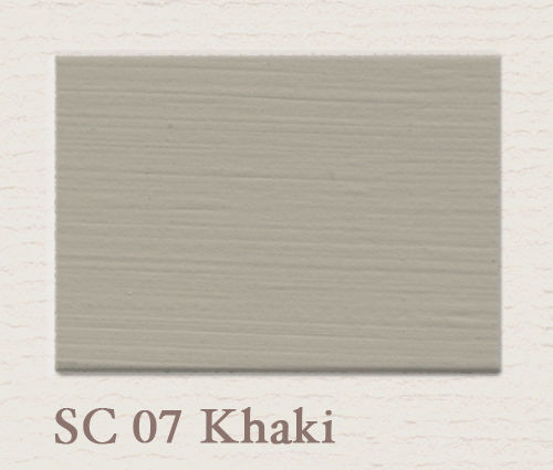 Painting the Past - SC 07 Khaki