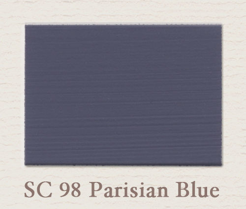 Painting the Past - SC 98 Parisian Blue