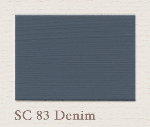 Painting the Past - SC 83 Denim