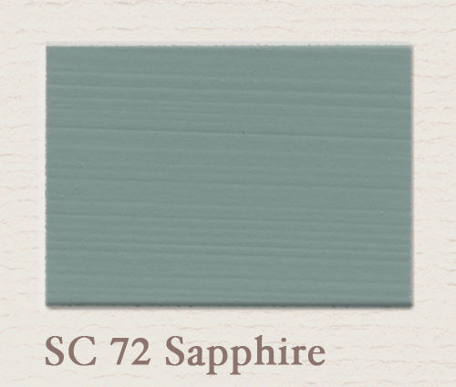 Painting the Past - SC 72 Sapphire