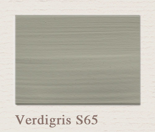 Painting the Past - Verdigris S65