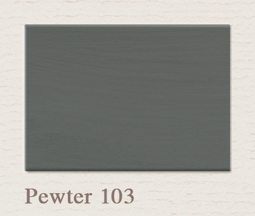 Painting the Past - Pewter 103