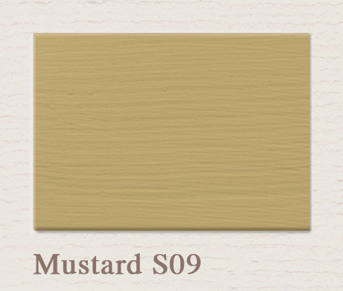 Painting the Past - Mustard S09