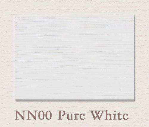 Painting the Past - Pure White NN00