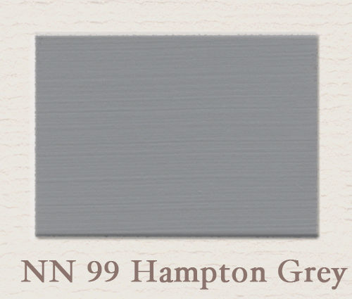 Painting the Past - Hampton Grey NN 99