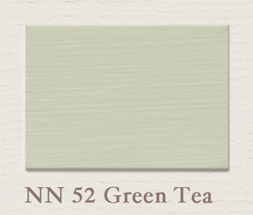 Painting the Past - Green Tea NN 52