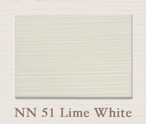 Painting the Past - Lime White NN 51