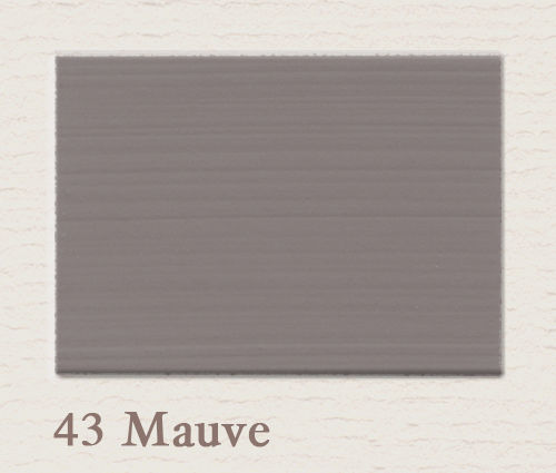 Painting the Past - Mauve 43