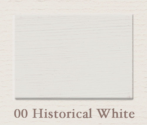 Painting the Past - Historical white 00