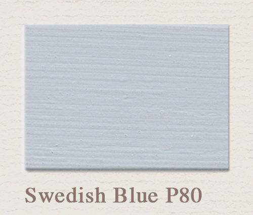 Painting the Past - P 80 Swedish Blue