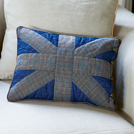 Oxford Union Jack Pillow Cover 40x30