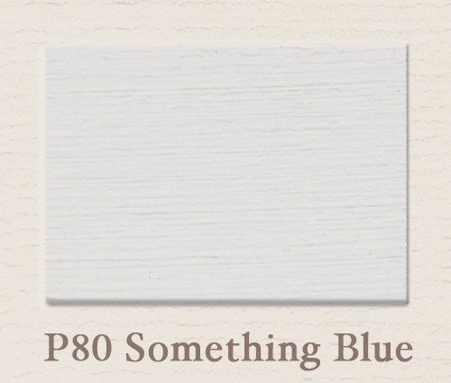 Painting the Past - P 80 Something Blue