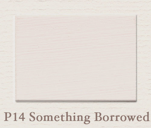 Painting the Past - P 14 Something Borrowed