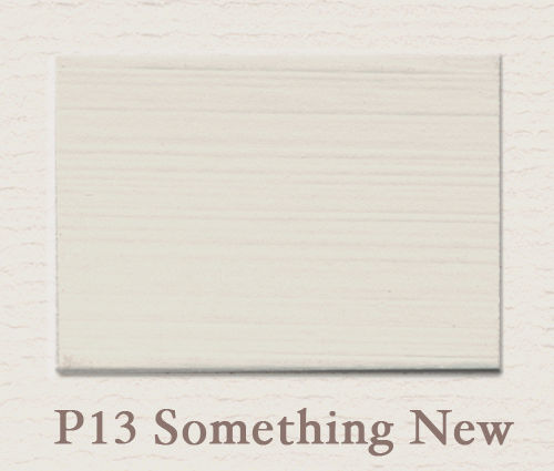 Painting the Past - P 13 Something New