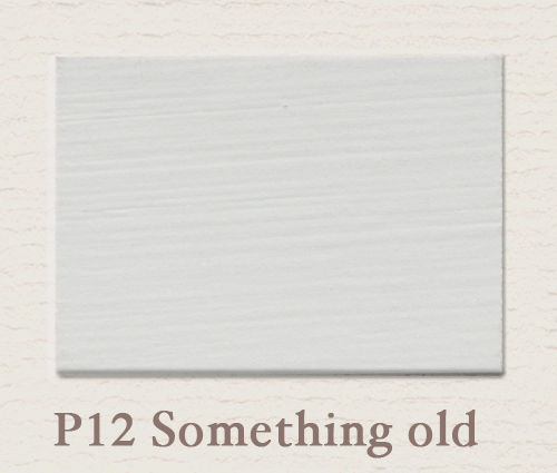 Painting the Past - P 12 Something Old