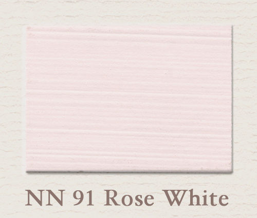 Painting the Past - NN 91 Rose White
