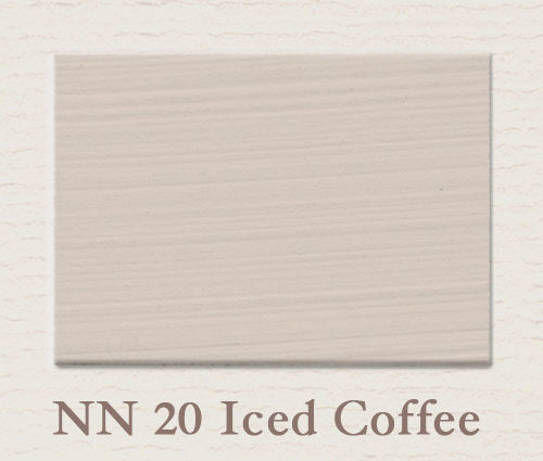 Painting the Past - NN 20 Iced Coffee