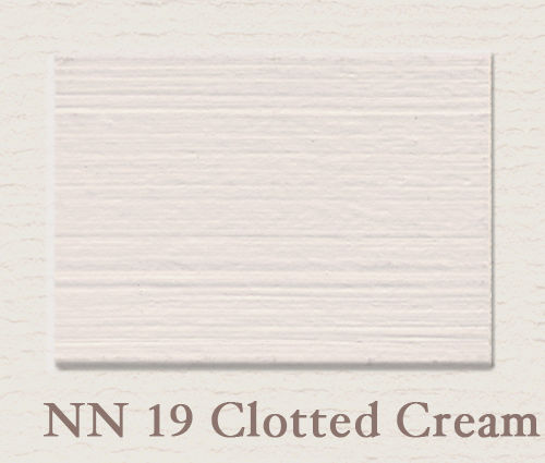 Painting the Past - NN 19 Clotted Cream