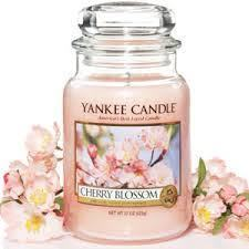 Yankee Candle Large Jar Cherry Blossom