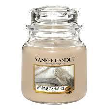 Yankee Candle Small Jar Warm Cashmere