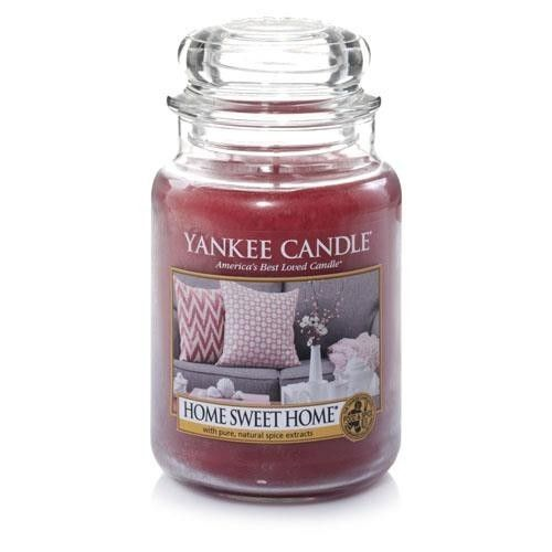 Yankee Candle Large Jar Home Sweet Home