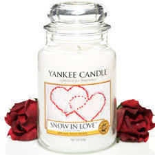 Yankee Candle Large Jar Snow in Love