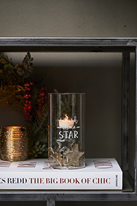 Wish Upon A Star Fillable Votive